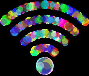 Wireless Wi Fi Circles Dots Wifi  - GDJ / Pixabay
